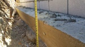 1.2-concrete-footing-for-retaining-wall-stacked-stone-tile