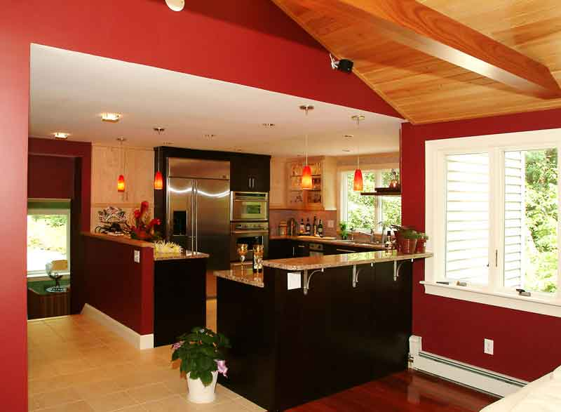 Kitchen Color Schemes for Your Mood