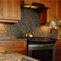 Mosaic Tile Backsplash - Best Stone Veneer For Kitchen
