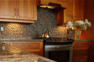 Mosaic Tile Backsplash - Best Stone Veneer For Kitchen