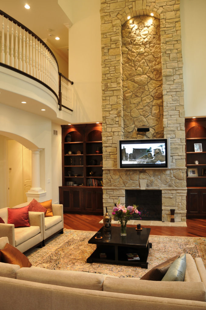 Remodeling with stacked stone veneer – StackedStoneTile.com